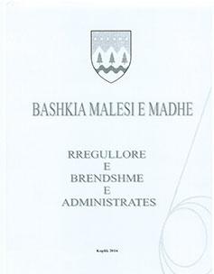 Rregullore-Bashkise